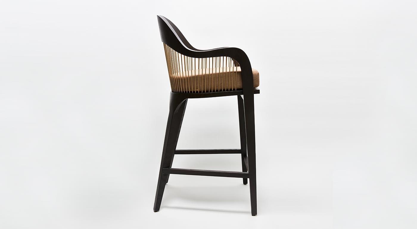 chaise haute lanka reda amalou design. Black Bedroom Furniture Sets. Home Design Ideas