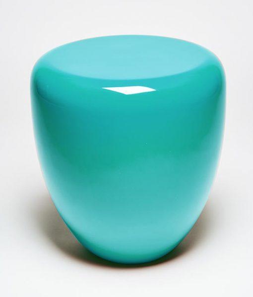 Dot bohemian blue