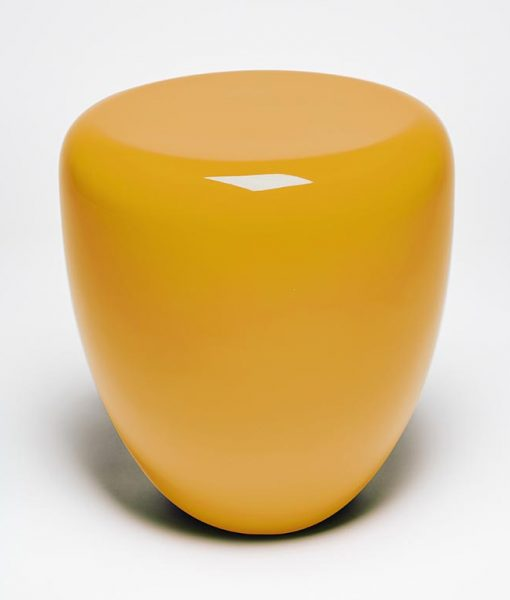 Dot warm saffron