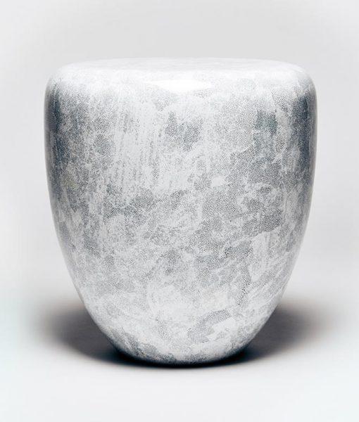 Dot white eggshell