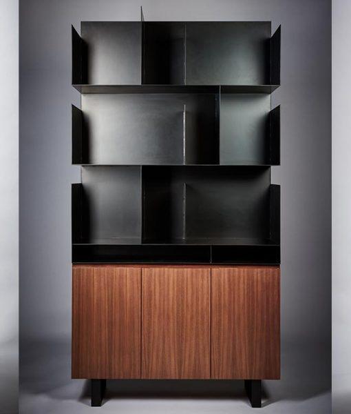 Bibliothèque Steeltop