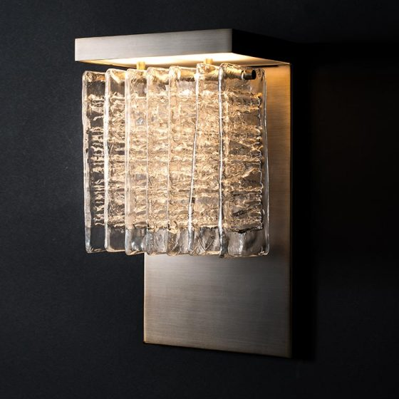 Ice Sconce