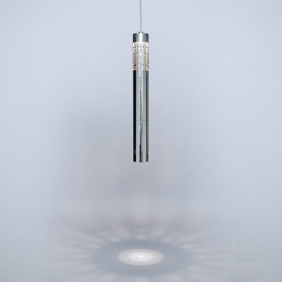 Glim suspension lamp