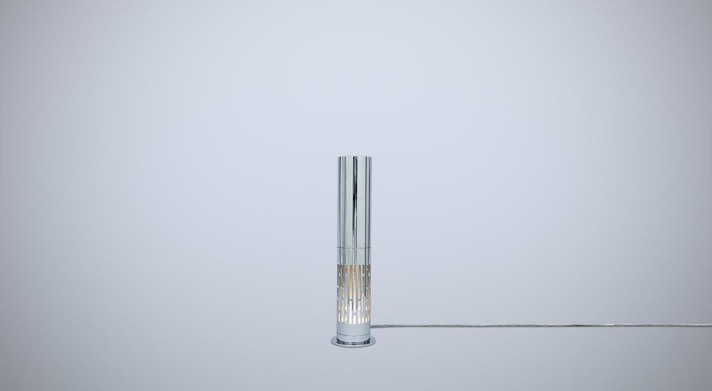 Glim table lamp